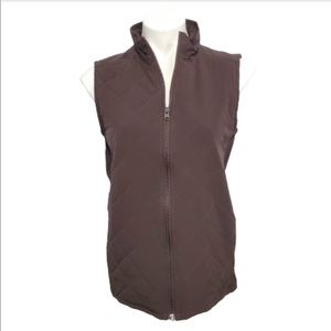 Abercrombie and Fitch Active Zip up Vest